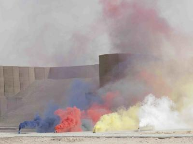 Hand Grenades - Coloured Smoke